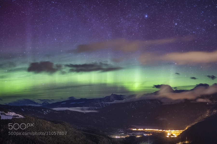 Northern LIghts by Richard Gottardo (RichardGottardo)) on 500px.com