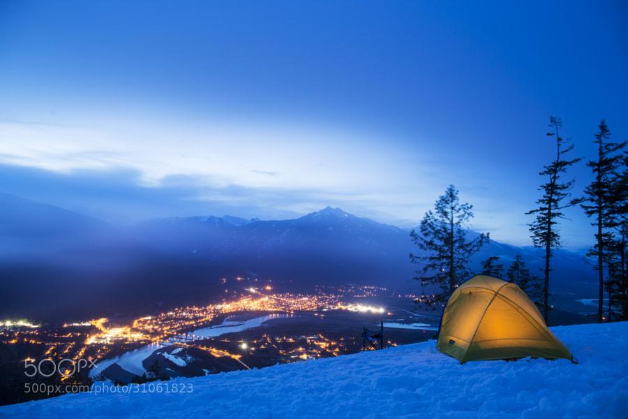 Revelstoke Morning  by Richard Gottardo (RichardGottardo)) on 500px.com