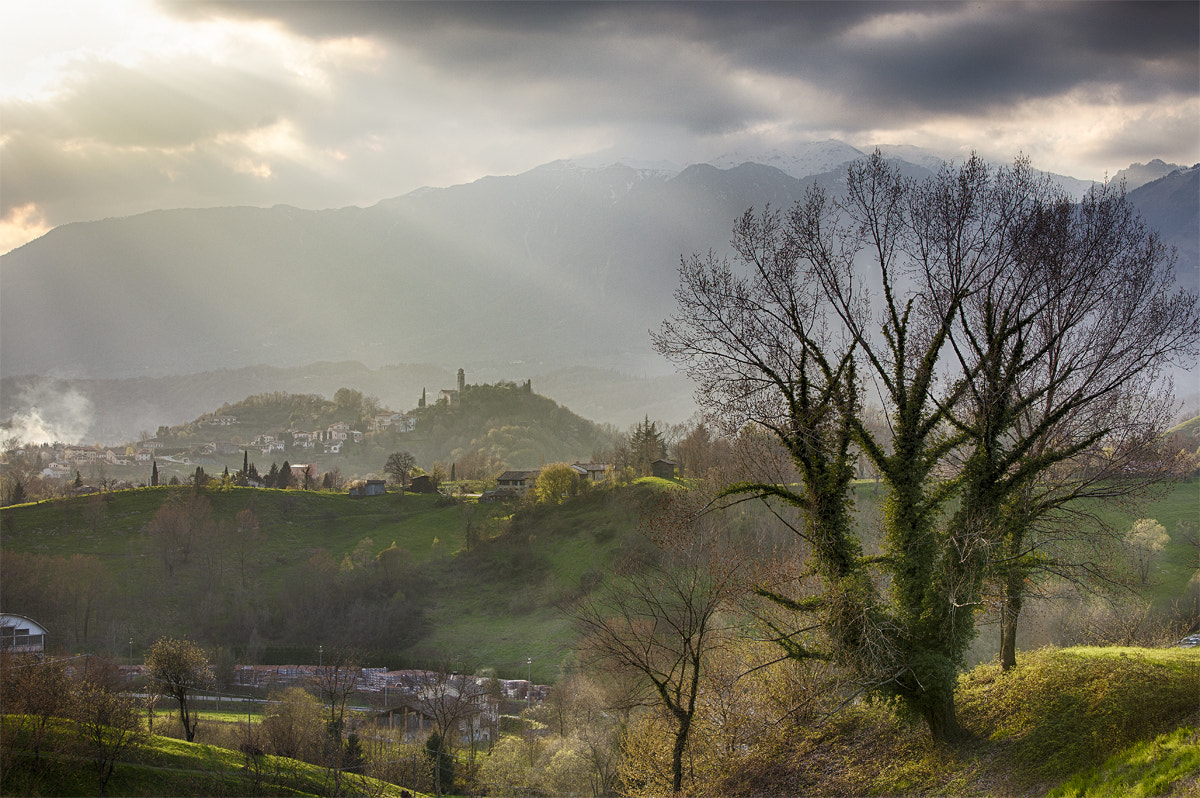 Photograph Castelli di Monfumo  by Luigi Cavasin on 500px