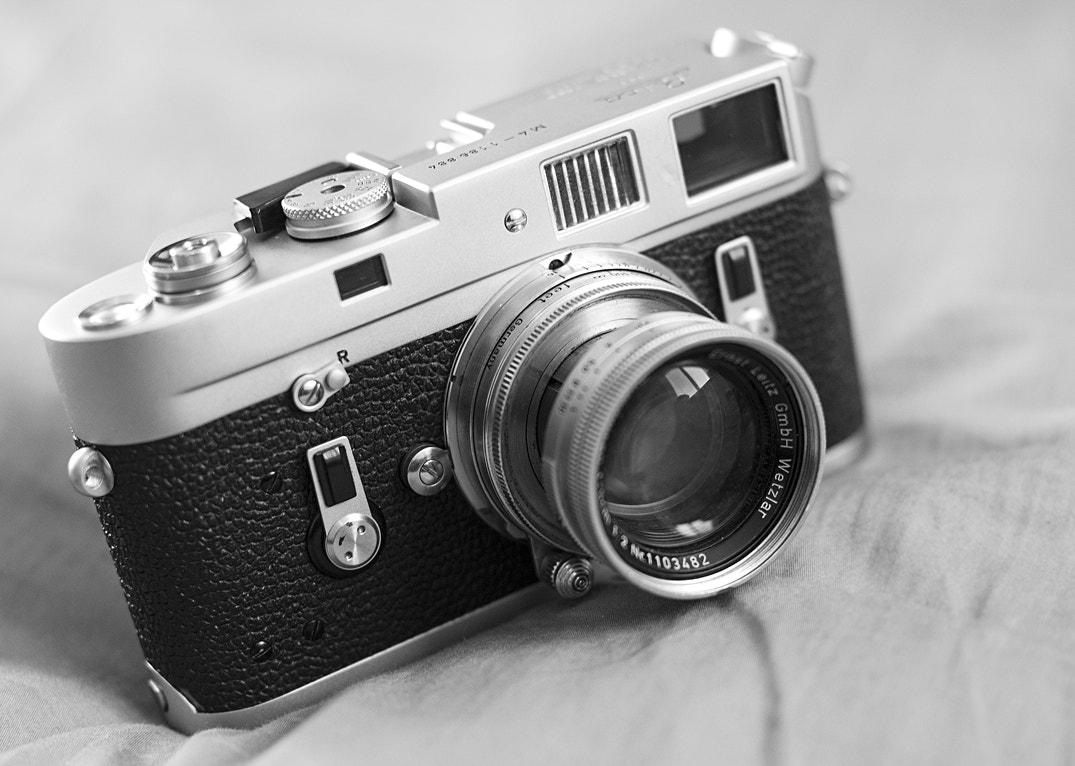 Photograph Leica M4 by Esten Hurtle on 500px