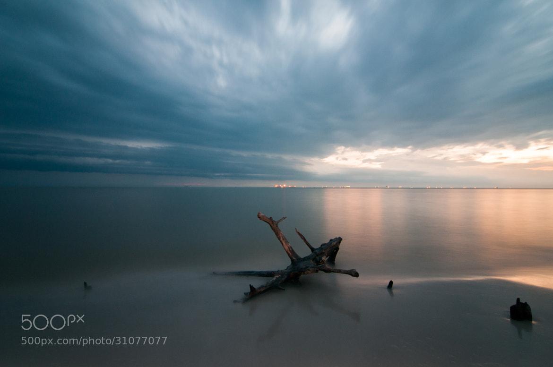 Photograph Sunset Series - Minimalist by mradz radz on 500px