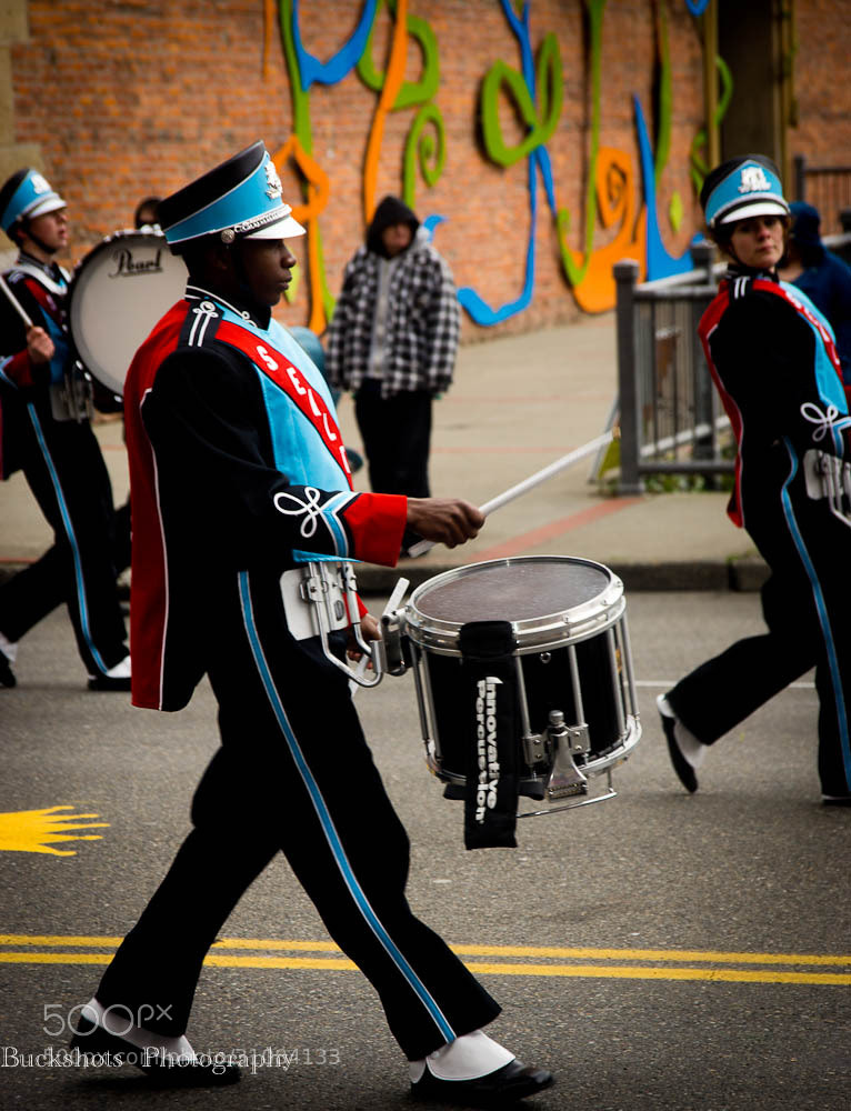 Photograph Drummer Boy by Dwayne Winters on 500px
