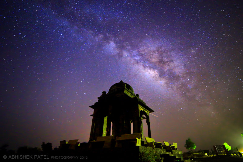 Photograph Distant Worlds by Abhishek Patel on 500px