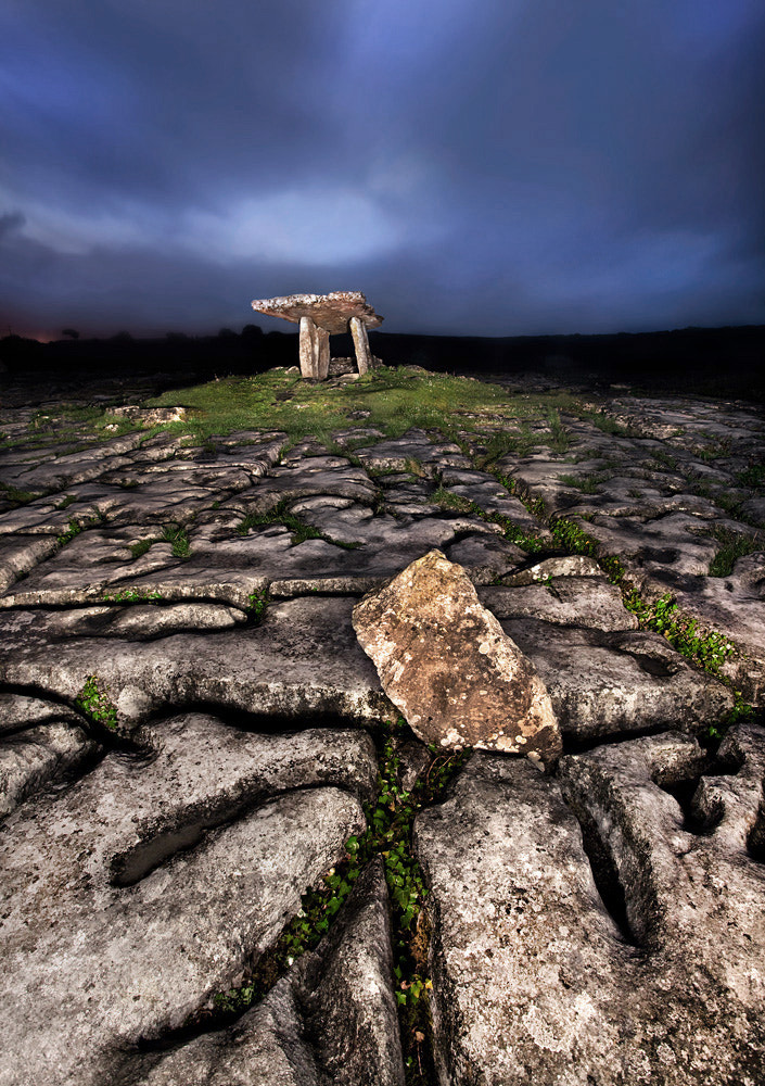 Photograph The Burren by Stephen Emerson on 500px