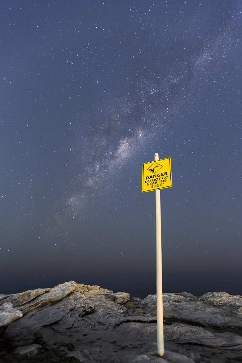 Photograph Danger Signs by Carlos Orue on 500px