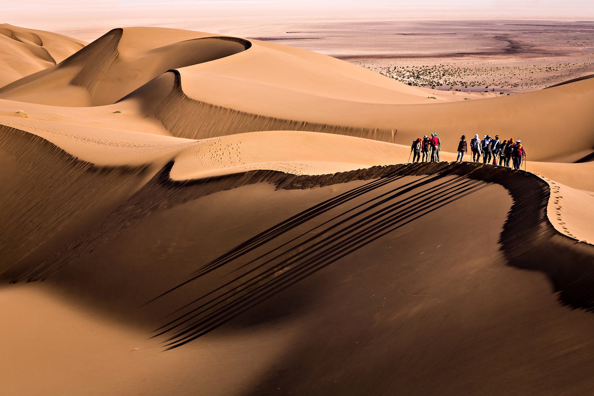 Photograph Sand hike by Mohammadreza Momeni on 500px
