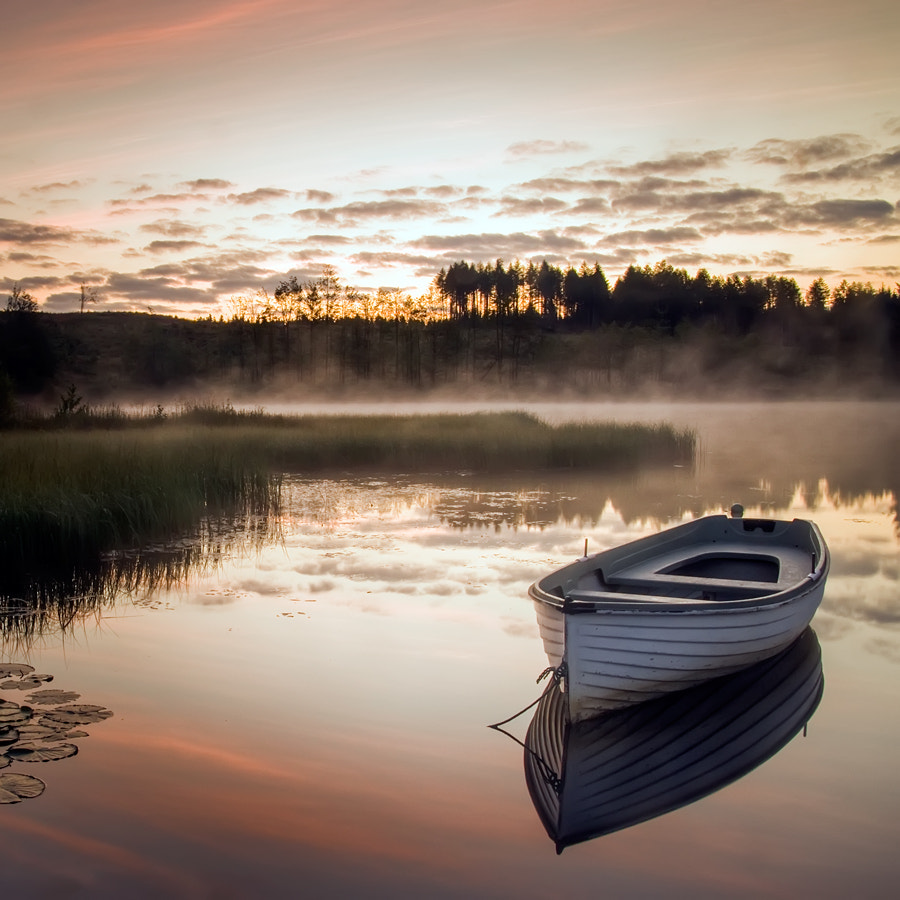 Photograph Perfect Scottish Light... by David Mould on 500px
