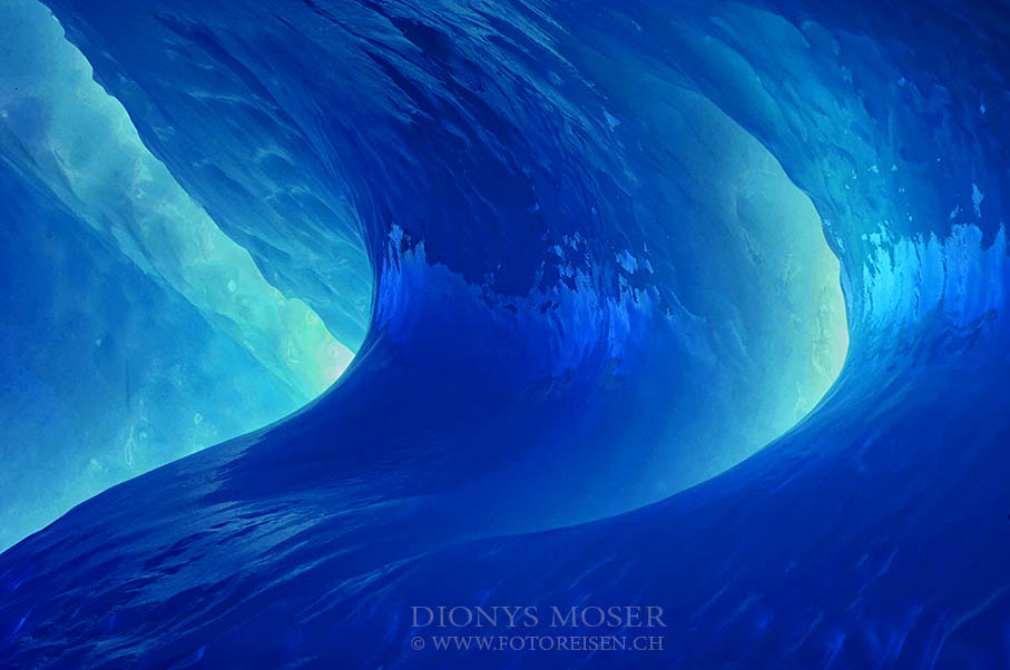 Photograph frozen wave by Dionys Moser on 500px