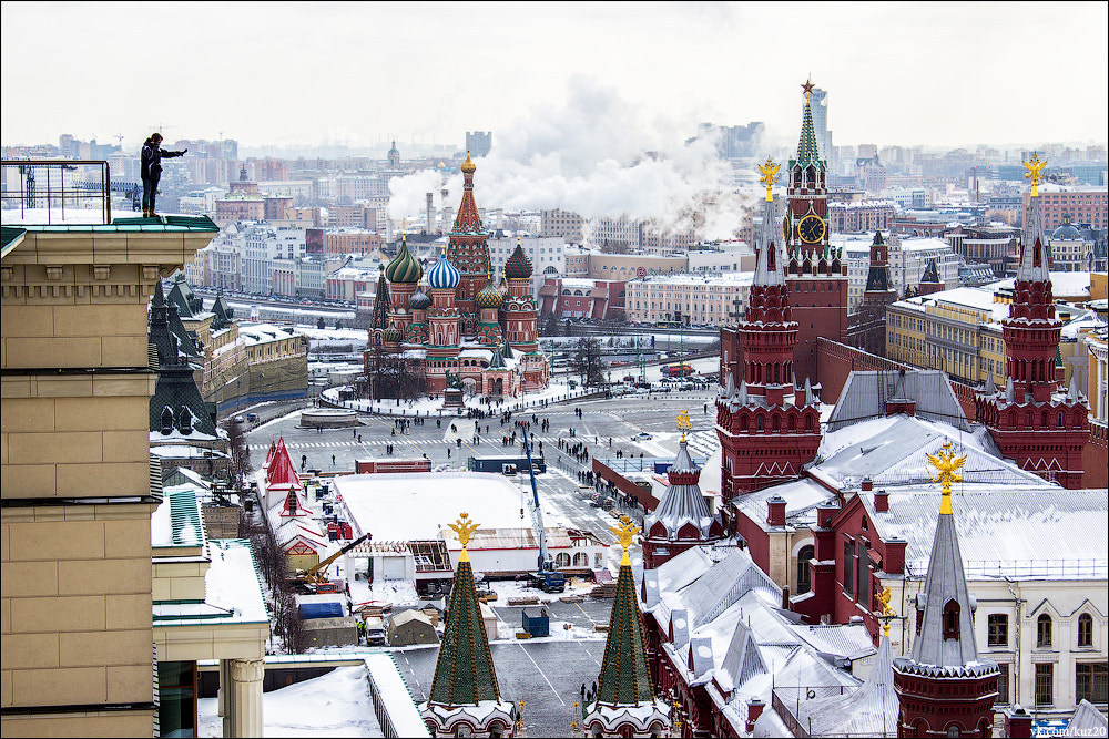Photograph Red Square by Ivan Kuznetsov on 500px