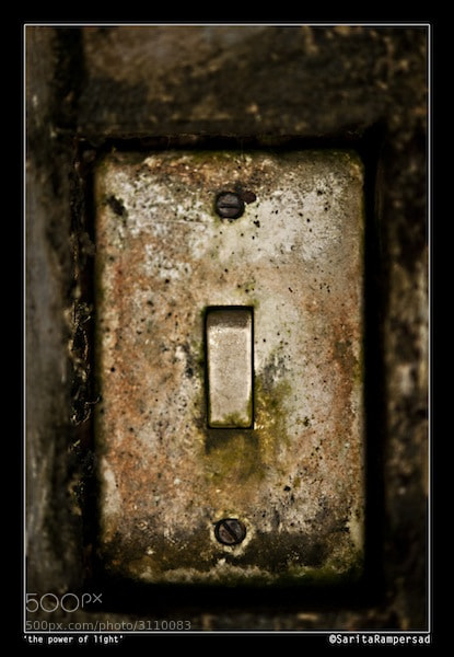 Photograph The Power of Light? by Sarita Rampersad on 500px