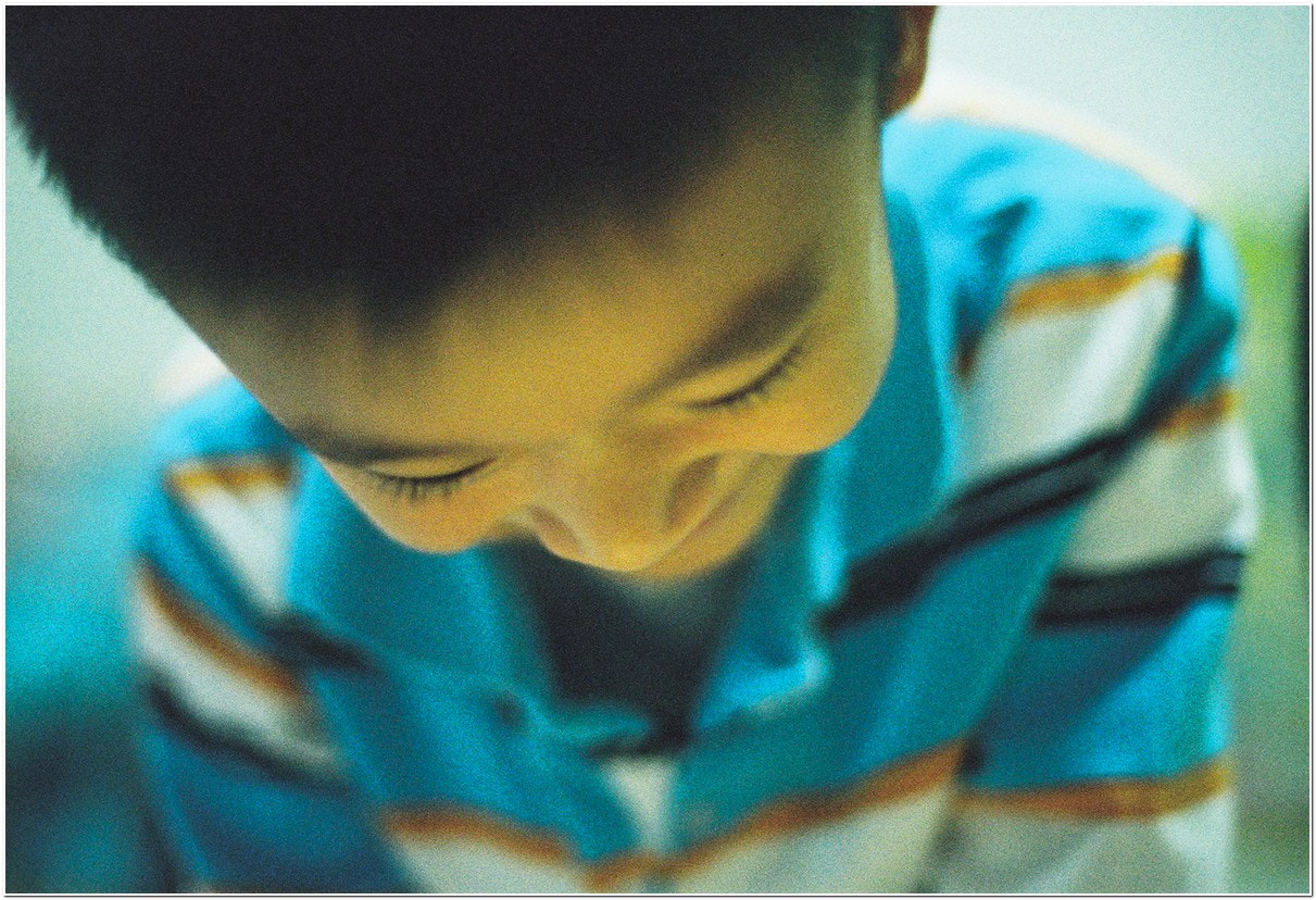 Photograph a boy by Yan Song on 500px