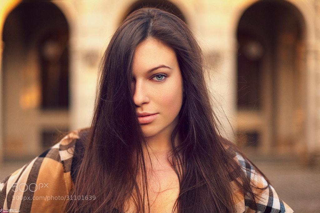 Photograph Stasya by Renat Temirov on 500px