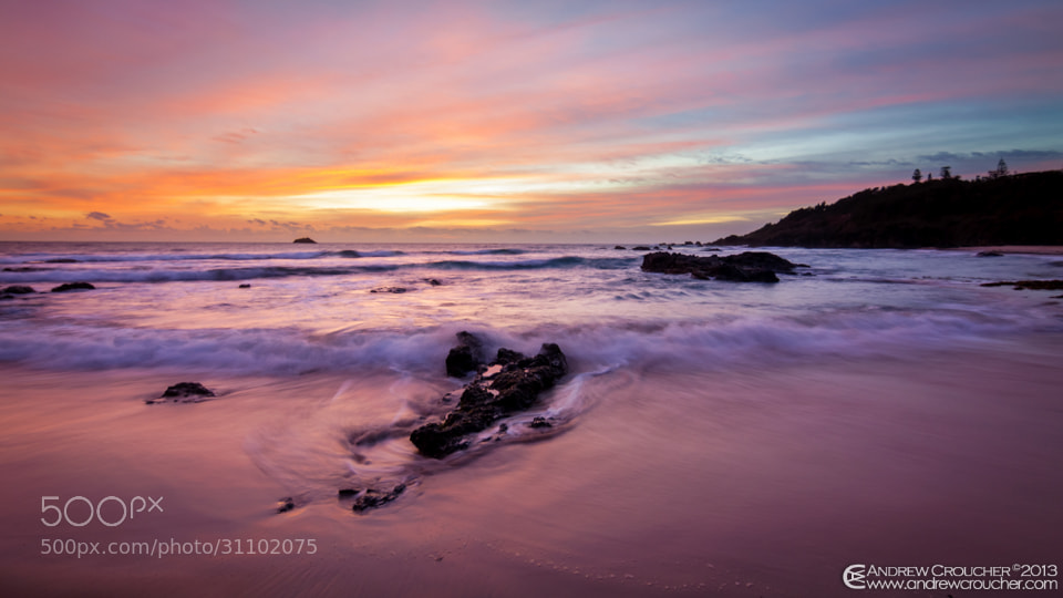 Photograph Pre-dawn @ Town Beach by &rü C on 500px