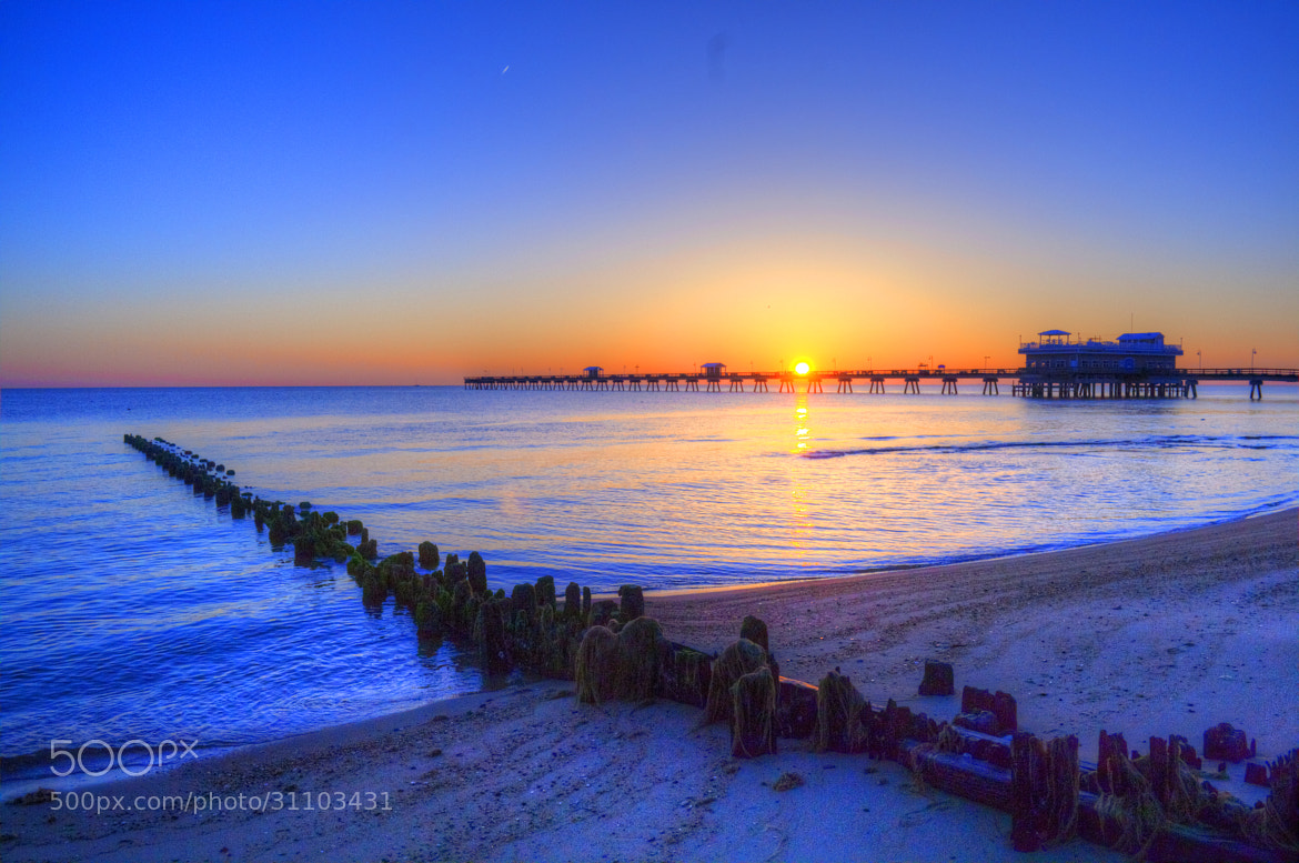 Photograph Sunrise on the Bay by James Gramm on 500px