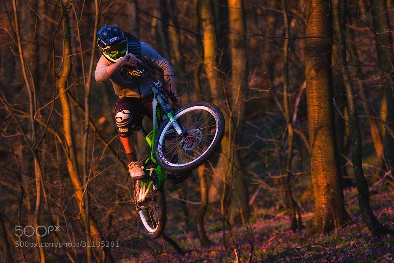 Photograph Trihi - Jump by Andrej Grznar on 500px