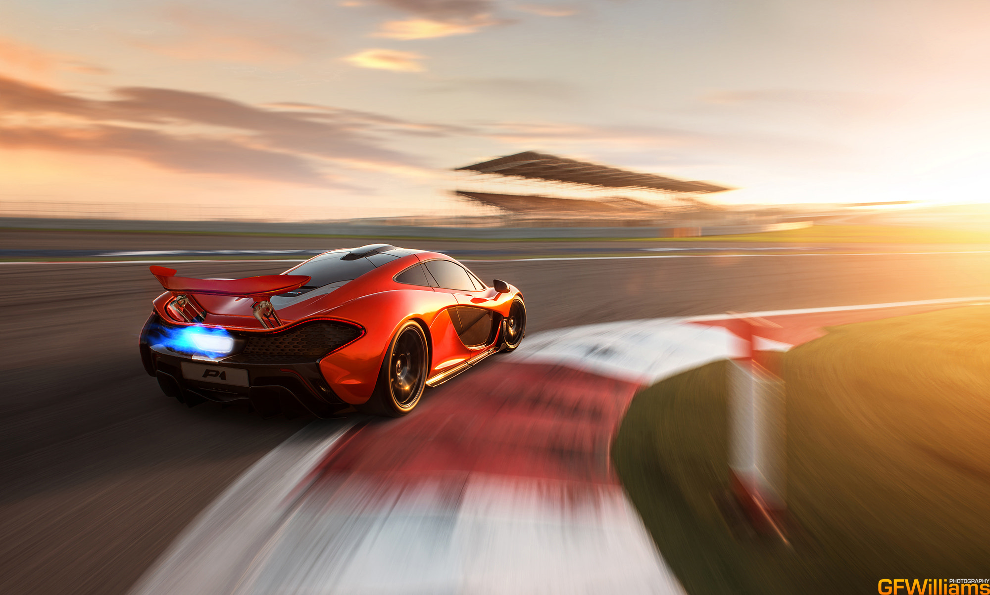 Photograph McLaren P1 by George Williams on 500px
