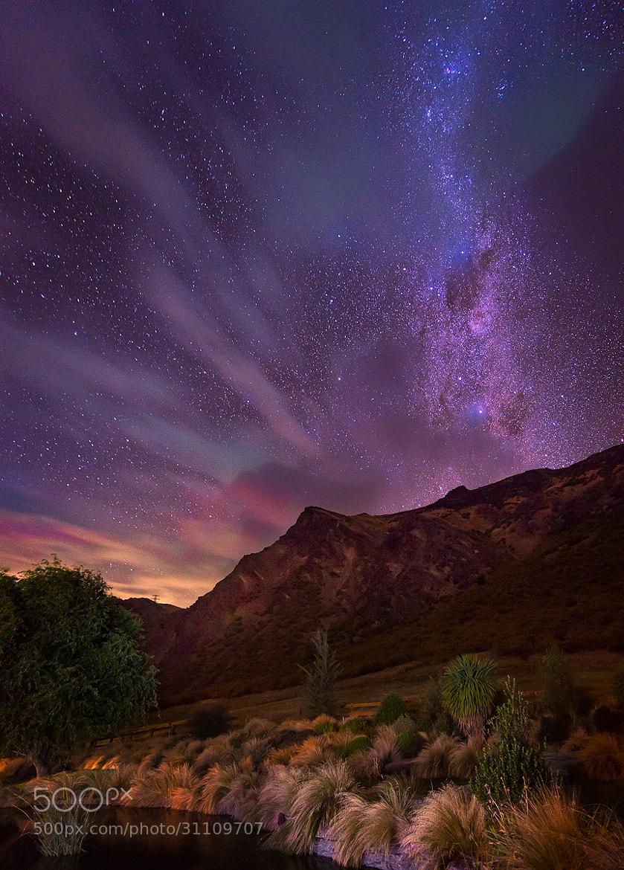 Photograph The Brackstone Pond, Gibbstone Valley, NZ by Danny Xeero on 500px
