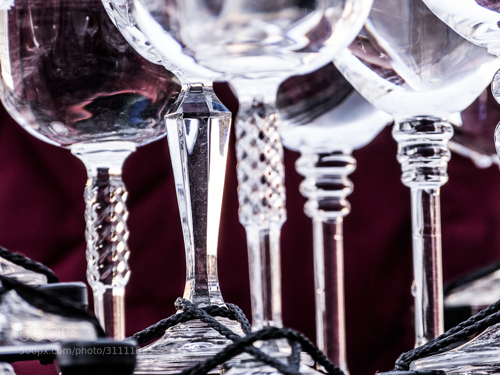 Photograph Wine glasses. by Michal Jenčo on 500px