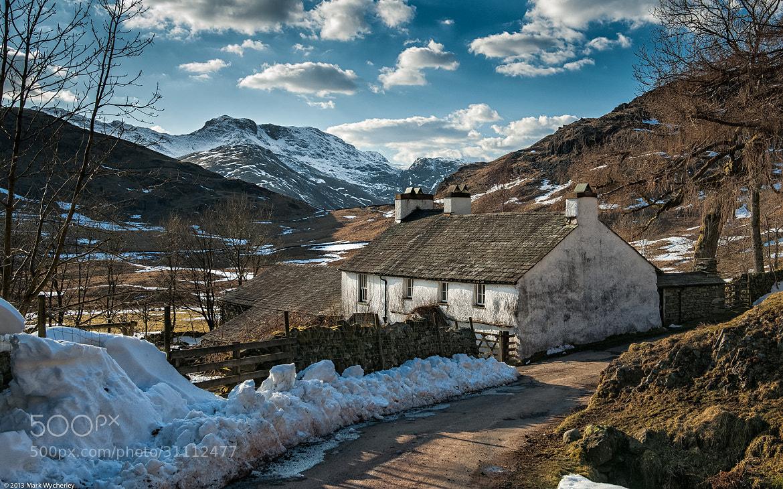 Photograph Blea Tarn Farm by Mark Wycherley on 500px
