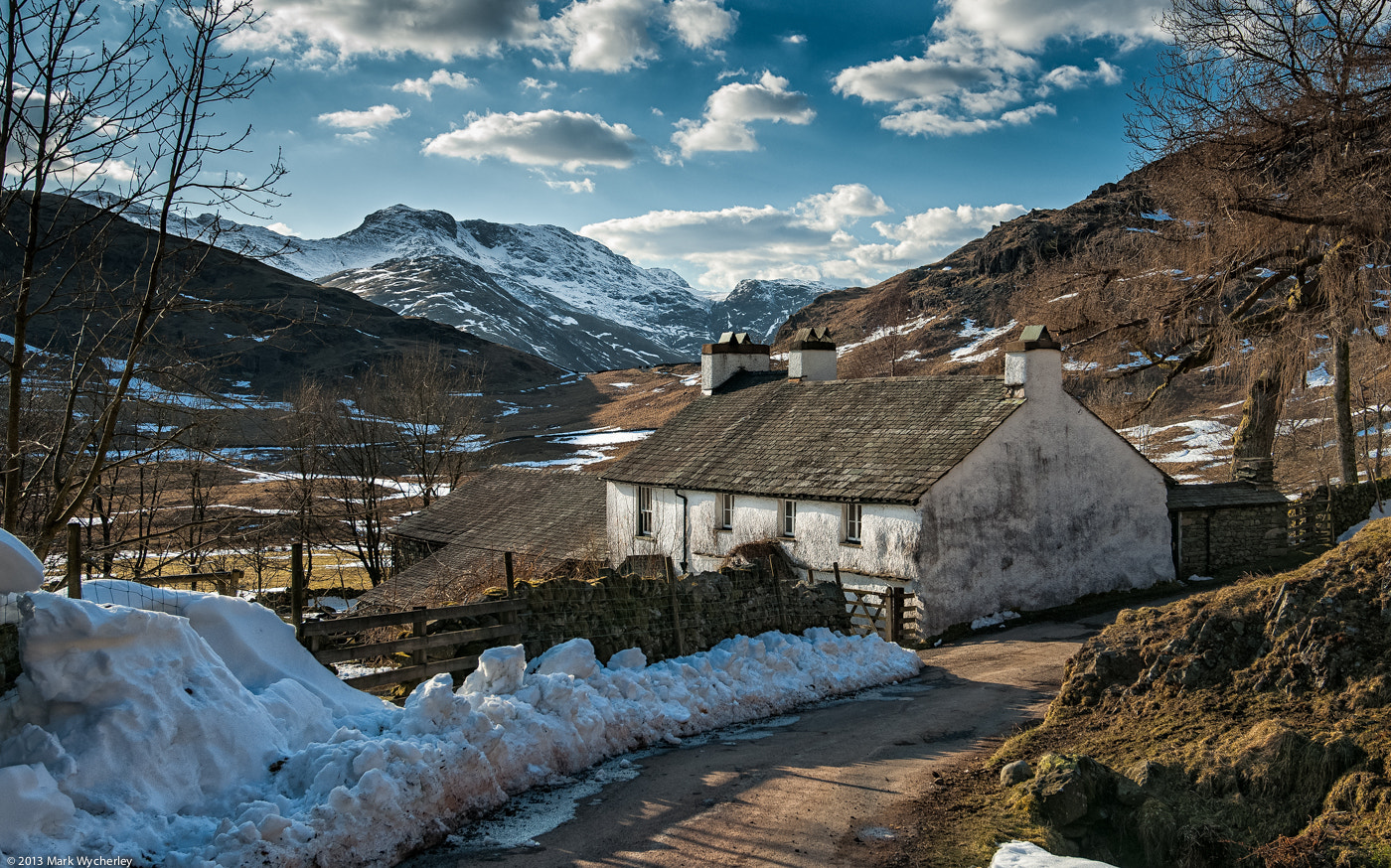 Photograph Blea Tarn Farm by Mark Wycherley on 500px