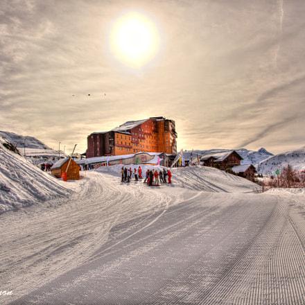 Alpe d'Huez Ski Out