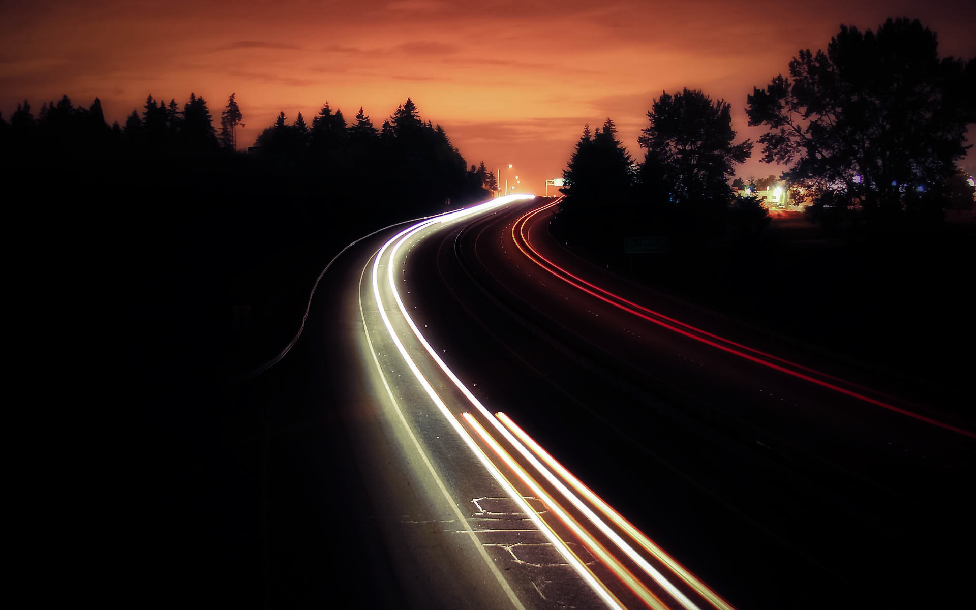 Photograph light trail by sujeeth kumar on 500px