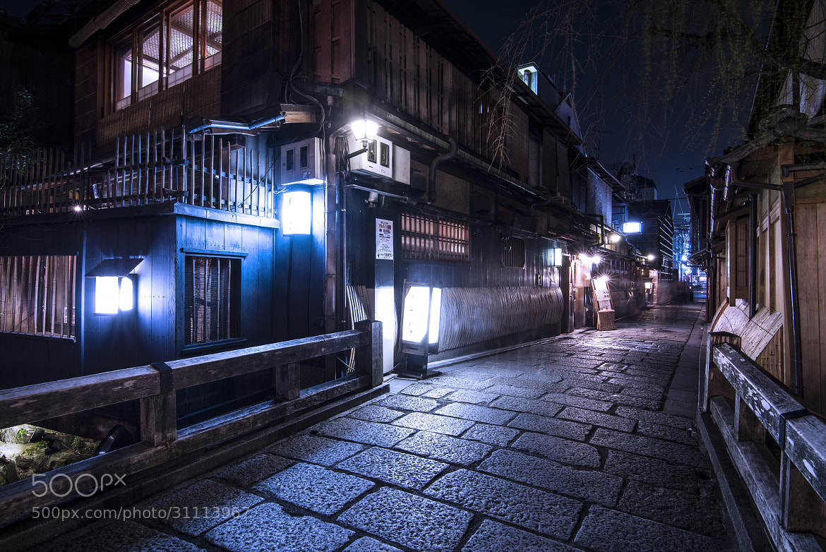 Photograph Ghosts of Gion by hugh dornan on 500px