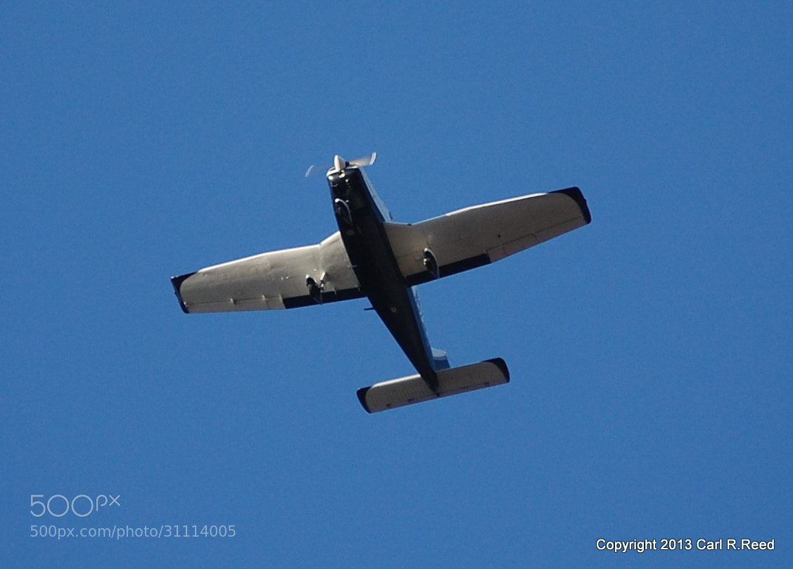 Photograph 4001-plane closeup by Carl Reed on 500px