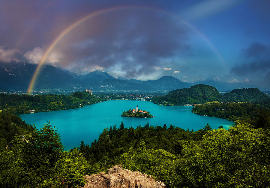 under the rainbow by Wolfgang Moritzer on 500px.com