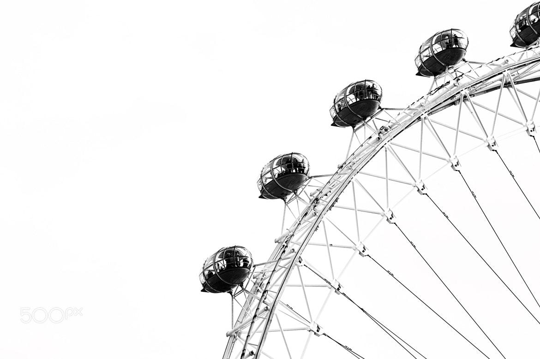 Photograph The London Eye by Mark Denman on 500px