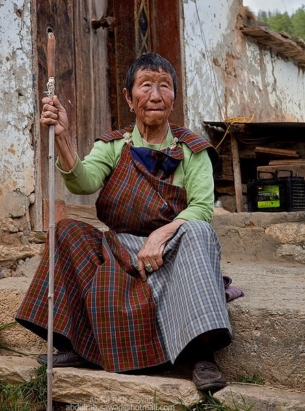 Photograph Old Lady by Abdul Rab Sawad on 500px
