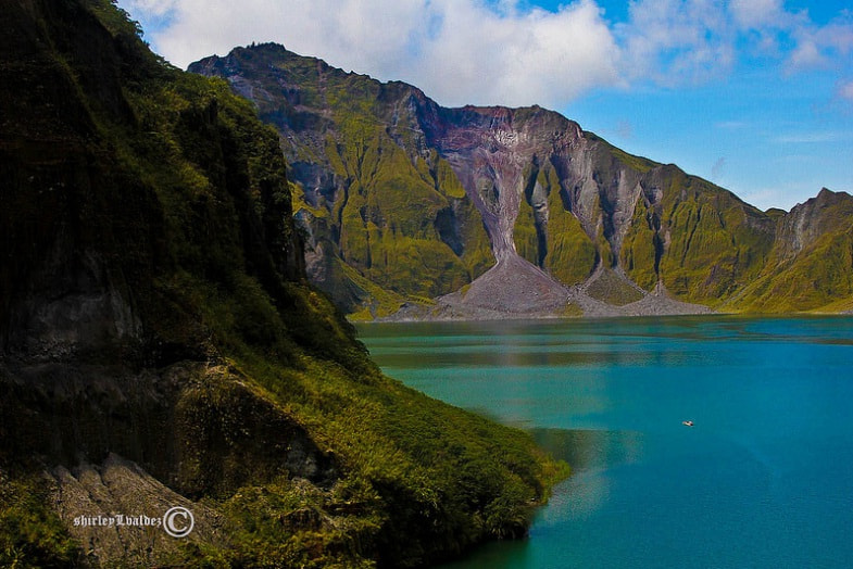 Photograph Mt. Pinatubo Crater by shirleybelles  on 500px