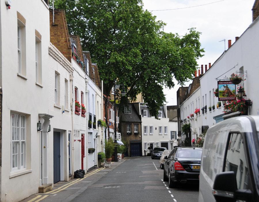 Streets of London, Belgravia by Sandra  on 500px.com
