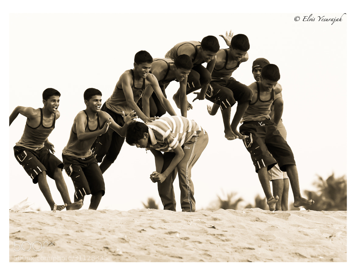 Photograph the jump... by Elvis Yesurajah on 500px