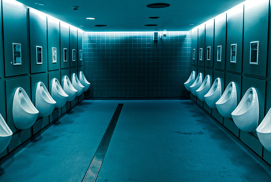 Photograph Public Toilet by Youcef Bendraou on 500px