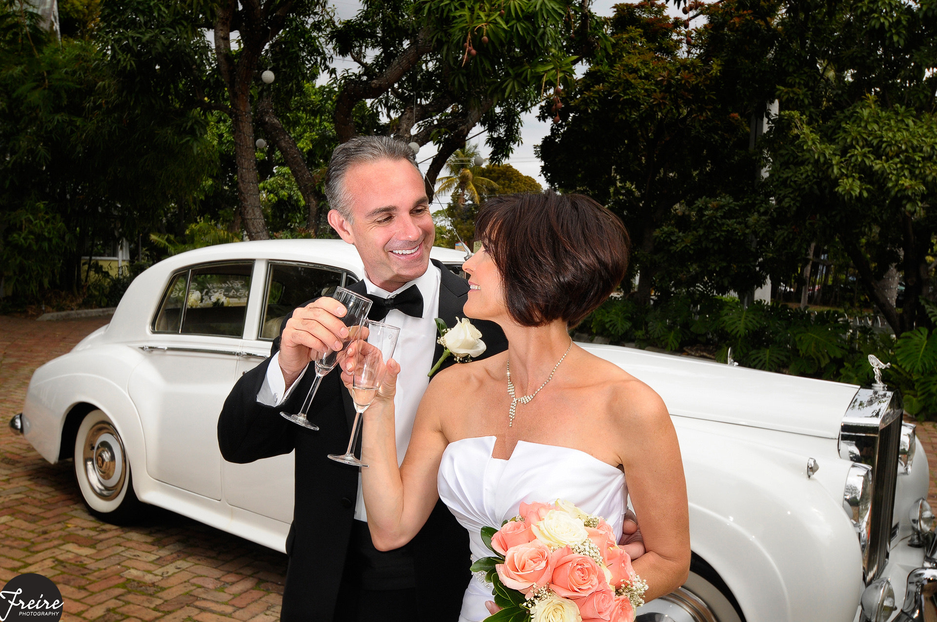 Photograph Joline and John Wedding by Jan Freire on 500px
