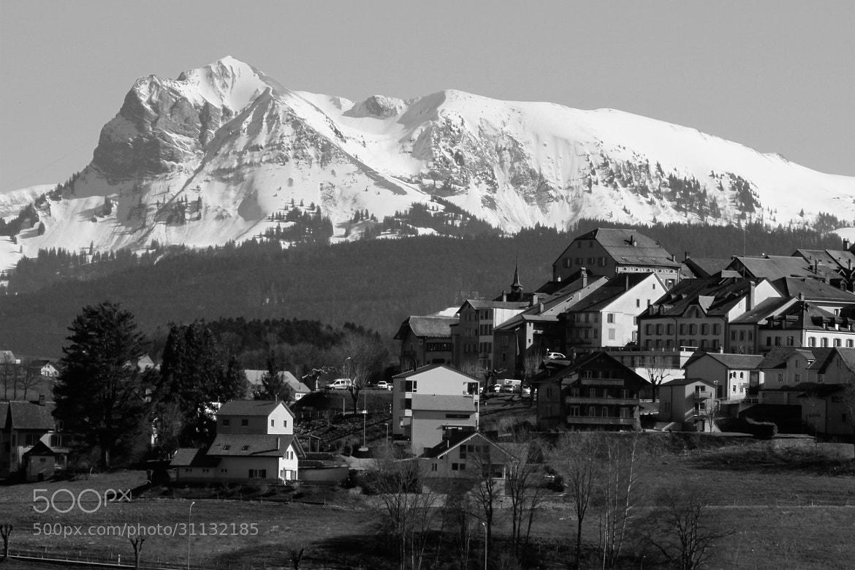 Photograph Moleson depuis Romont by Stephan Scherz on 500px