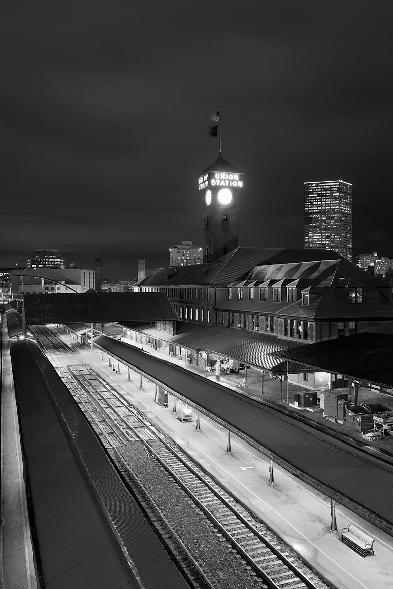 Photograph Union Station by Brian Pemberton on 500px