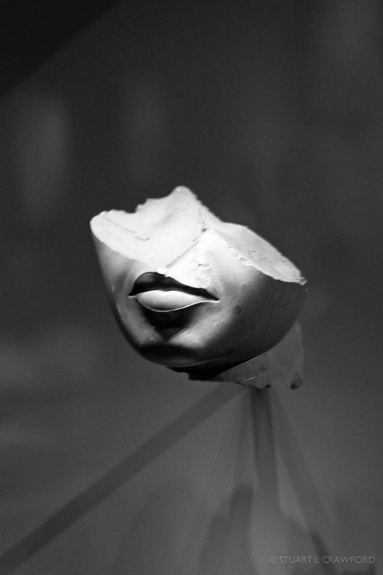 Photograph Brokenface by Stuart Crawford on 500px