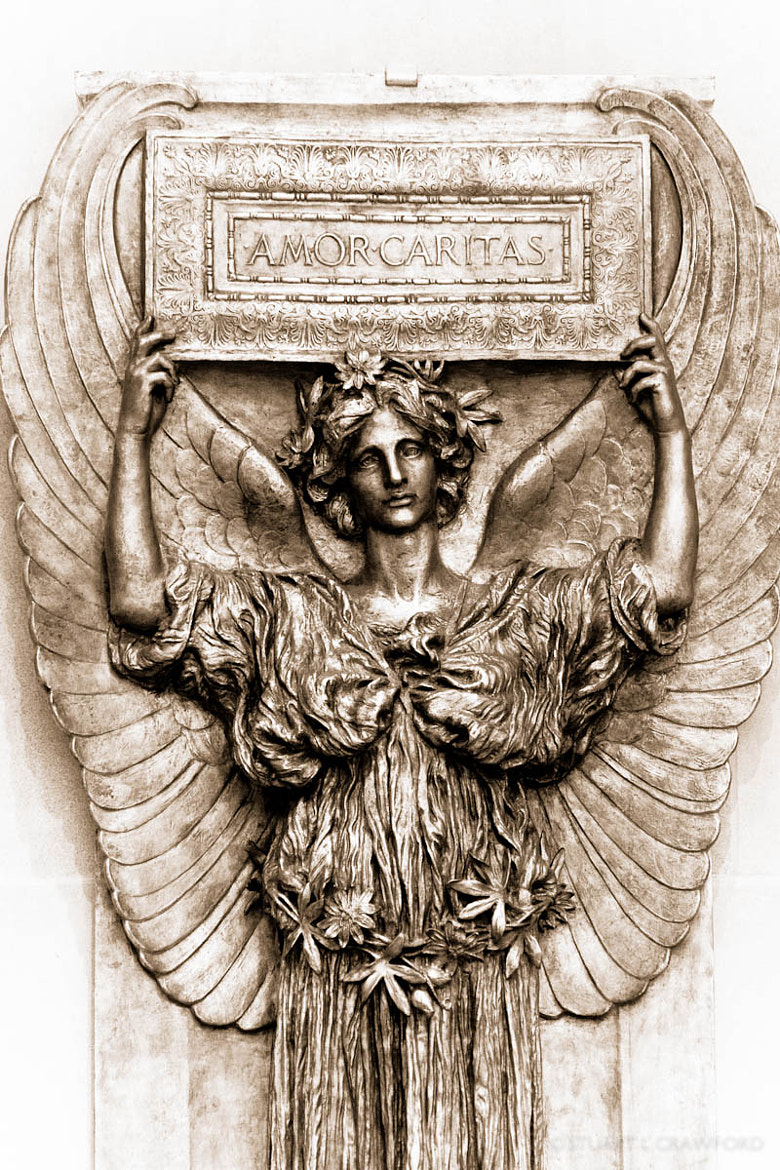 Photograph Amor Caritas (Angel of Charity) by Stuart Crawford on 500px