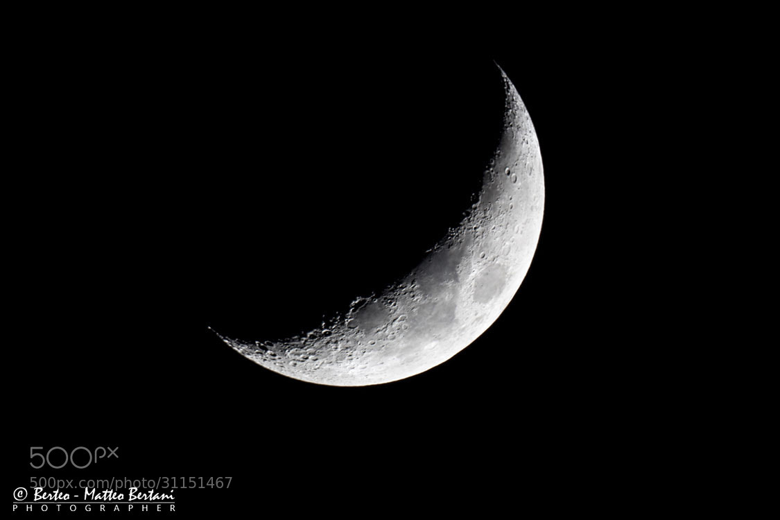 Photograph fly me to the moon by Matteo Bertani - Berteo on 500px