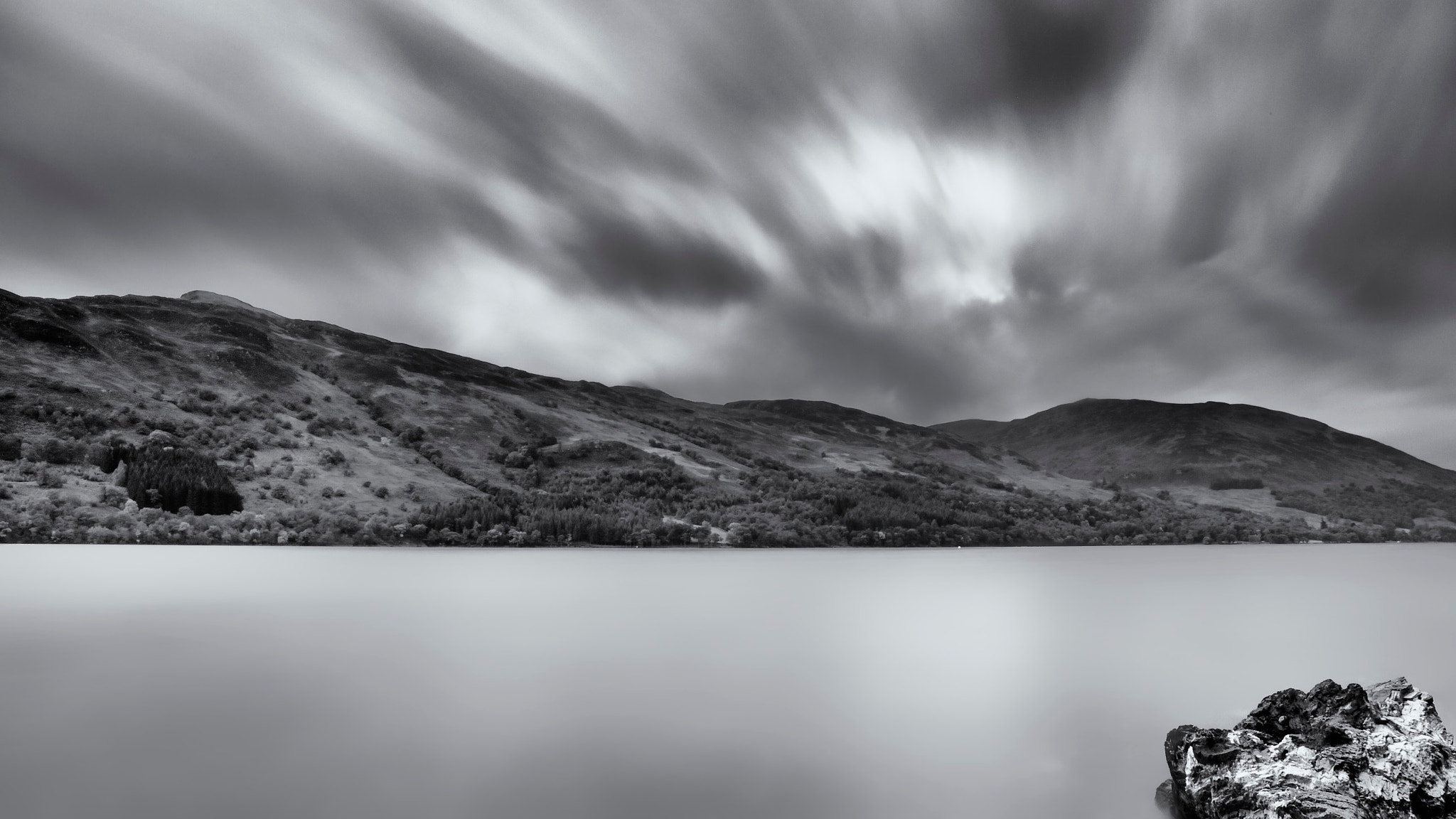 Photograph Loch Earn; Sunrise by Duncan Green on 500px