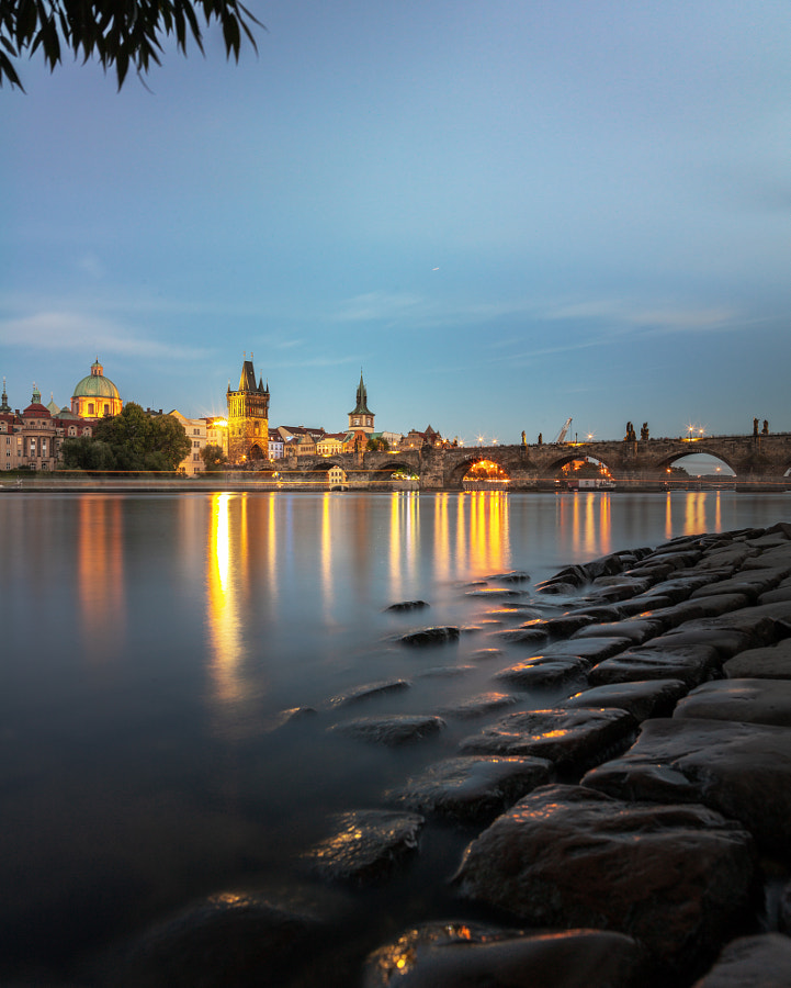 Charles Bridge by Thomas S. on 500px.com