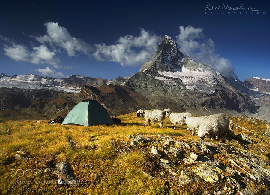 Photograph Matterhorn by Karol Nienartowicz on 500px