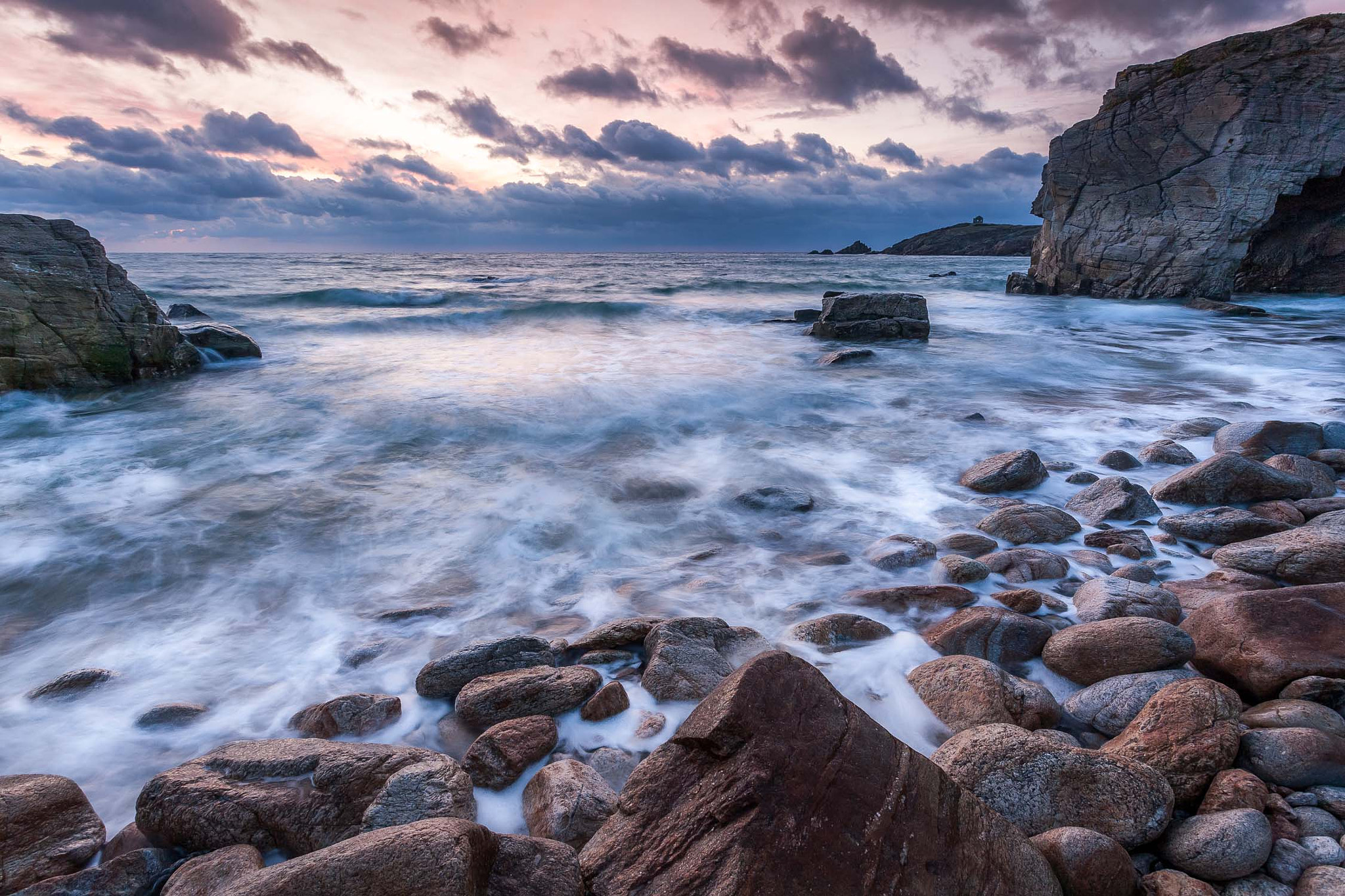 Photograph Cote Sauvage by richaix . on 500px
