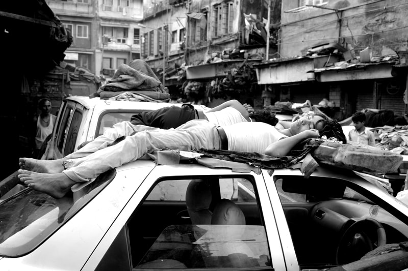 Photograph Car Bed by Salil Kawli on 500px