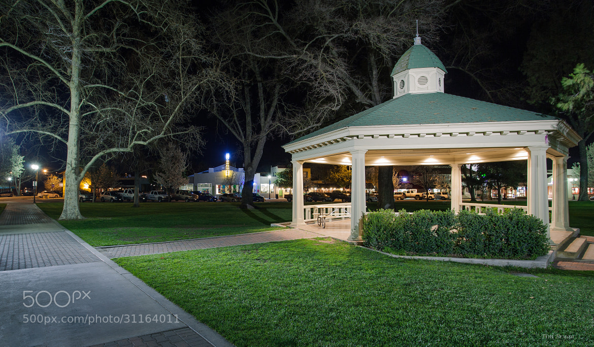 Photograph Paso Robles Park at Night by Tim Bryan on 500px