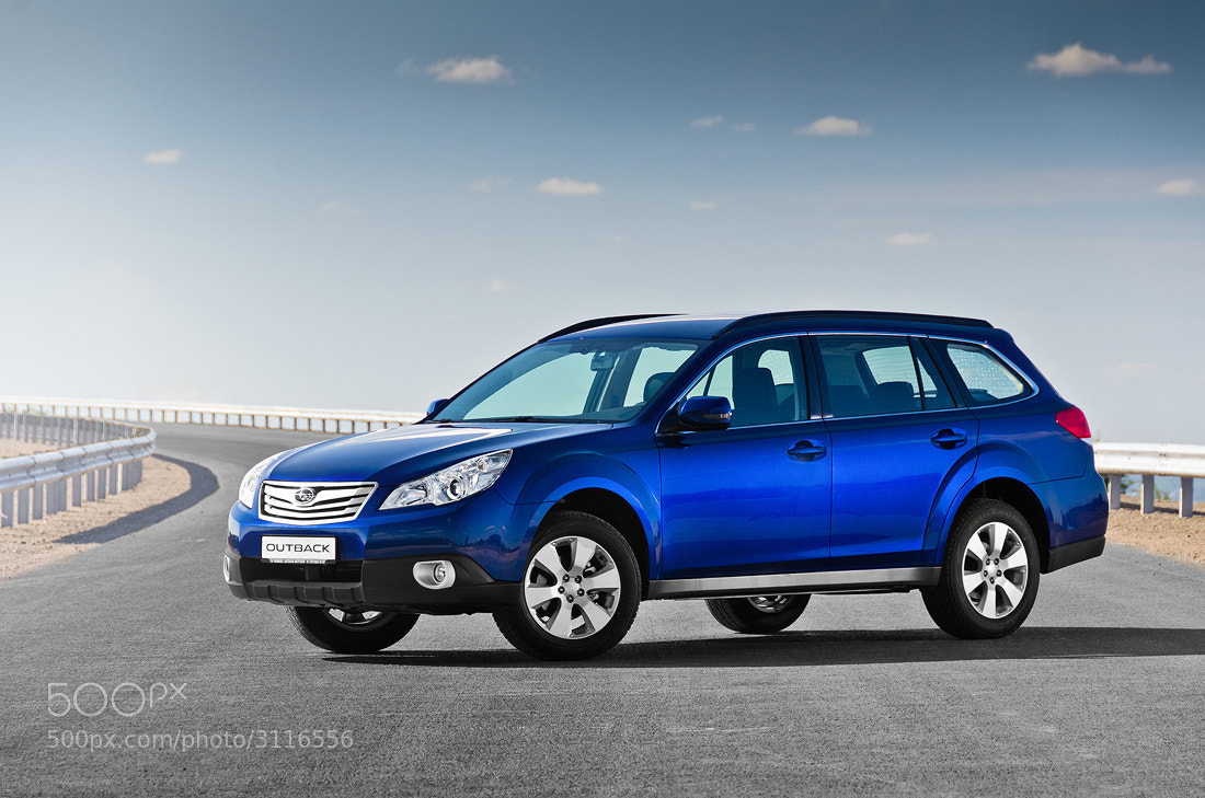 Photograph Subaru Outback 2011 by Andrey Moisseyev on 500px