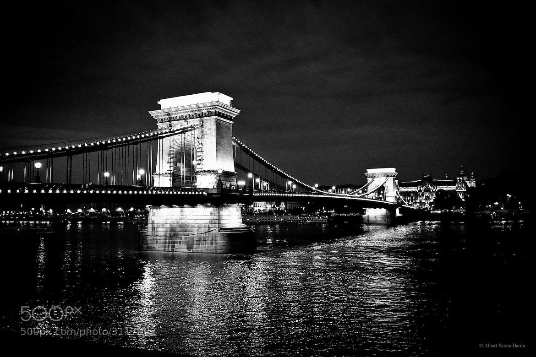 Photograph Chain Bridge by Albert Parera Barón on 500px