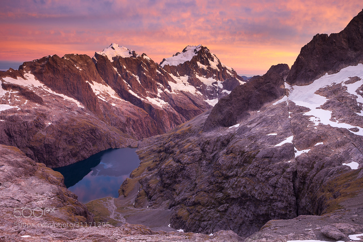 Photograph Fiordland Sunrise by Mark Watson on 500px